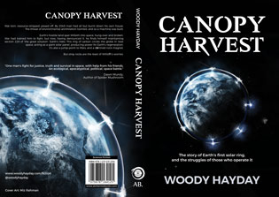 Canopy Harvest, Book 1 of Stellar Ark series. Science Fiction Action Adventure!